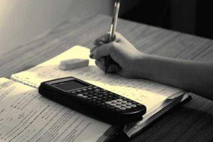 כתיבת עבודות אקדמיות במתמטיקה